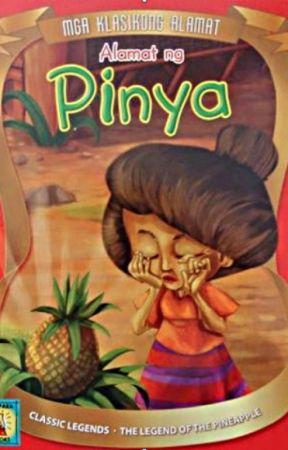 Alamat ng Pinya.