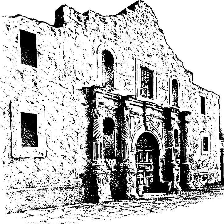 Alamo Mission In San Antonio Battle Of The Alamo PNG.