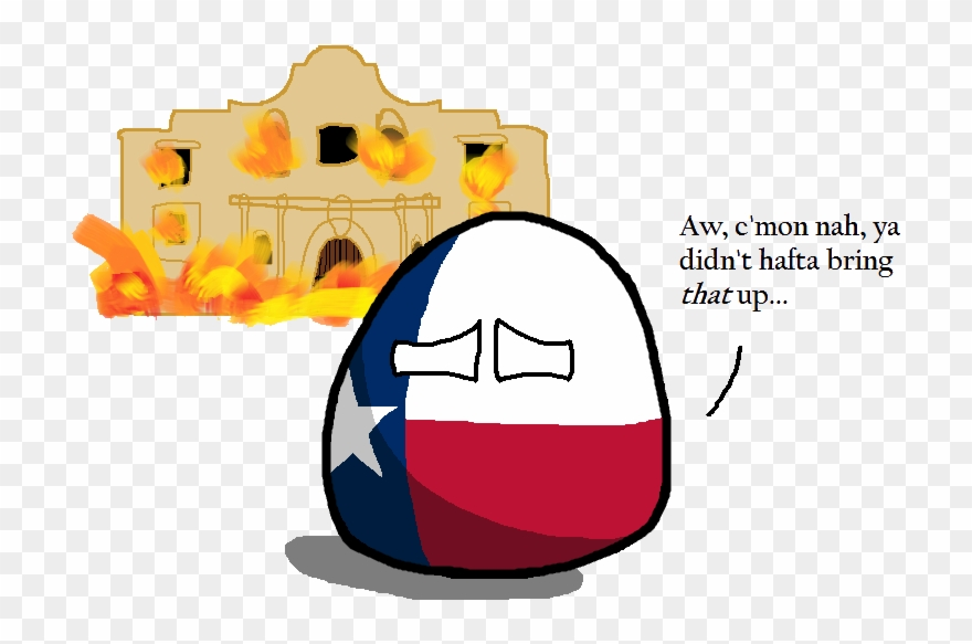 Battle Of The Alamo Polandball Wiki Fandom.