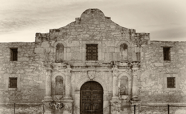 Bet You Didn't Know: Slaves were Sold at the Alamo.