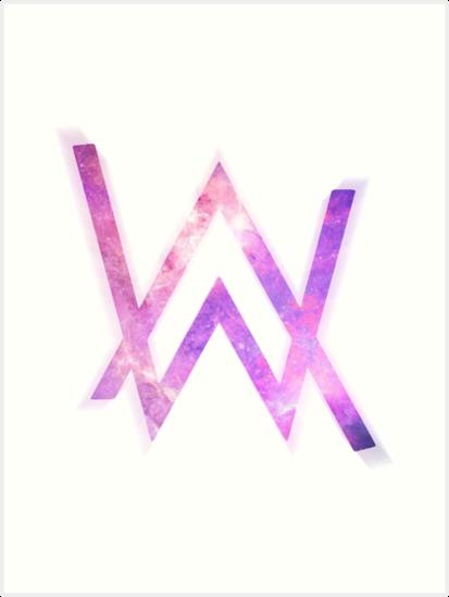 Alan Walker Logo Png Vector, Clipart, PSD.