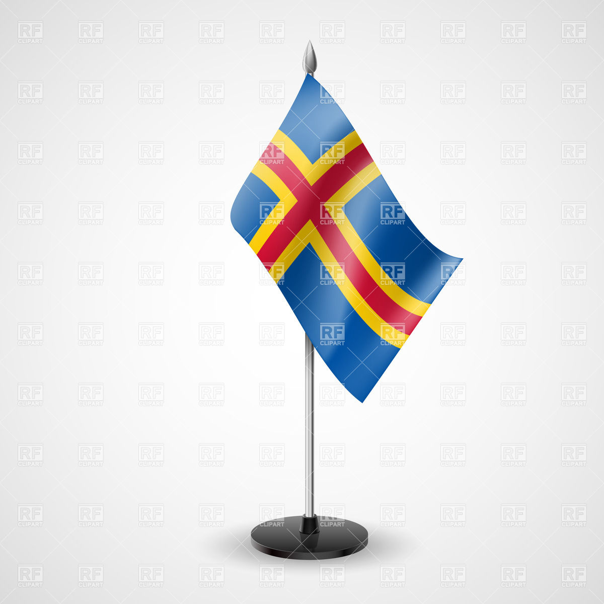 State table flag of Aland Islands, 30952, Objects, download.
