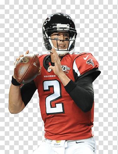 Portrait of football player, Matt Ryan Atlanta Falcons.