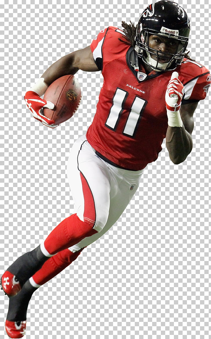Atlanta Falcons NFL Jersey American Football Protective Gear.