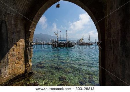 Turkey Alanya Stock Photos, Royalty.