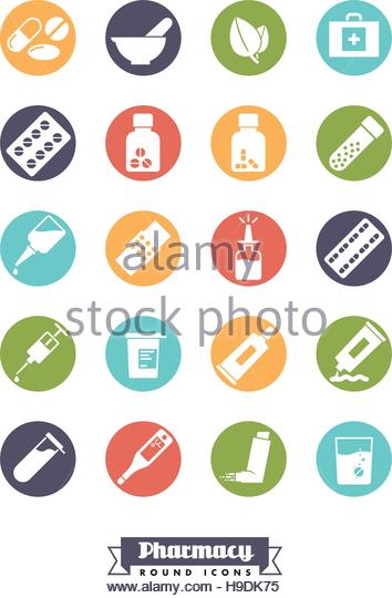 Pharmacy Stock Vector Images.