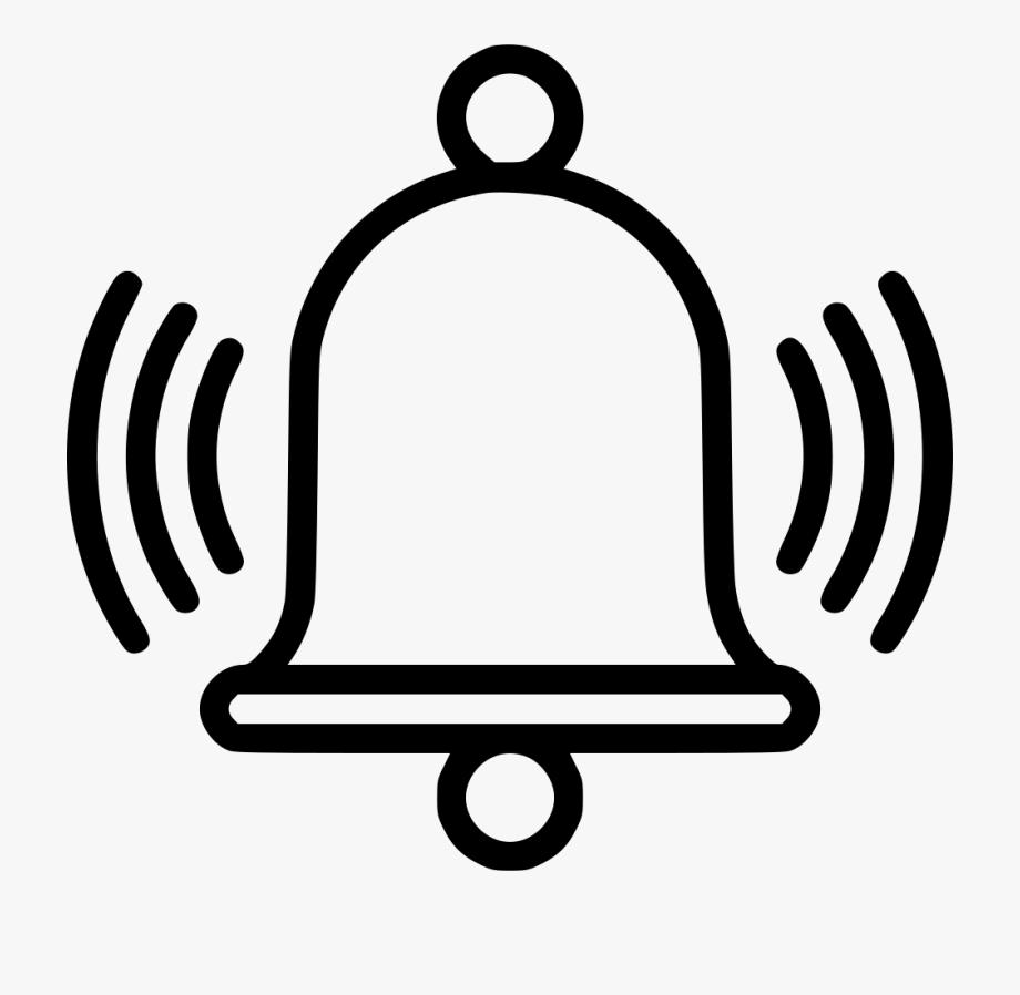 Alarm Bell Clock Timer Stop Watch Svg Ⓒ.