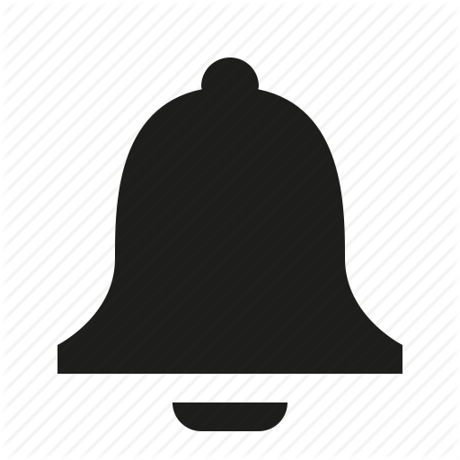 Bell Icon Png #40522.