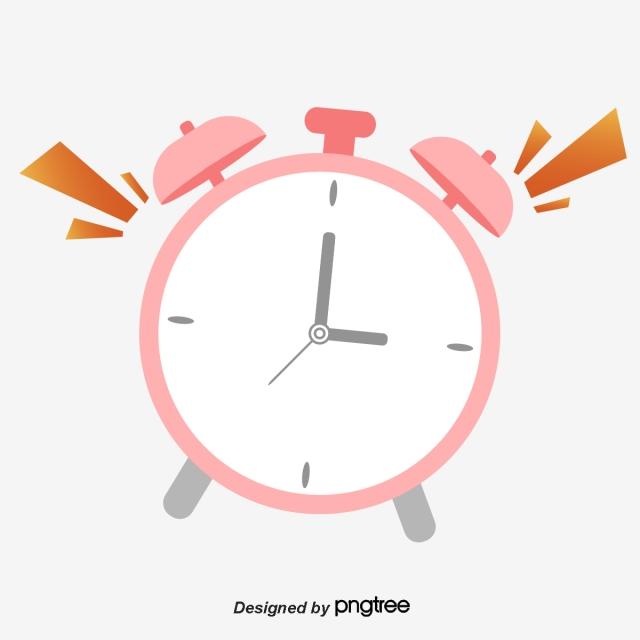 Cartoon Alarm Clock, Cartoon Clipart, Clock Clipart PNG Image and.
