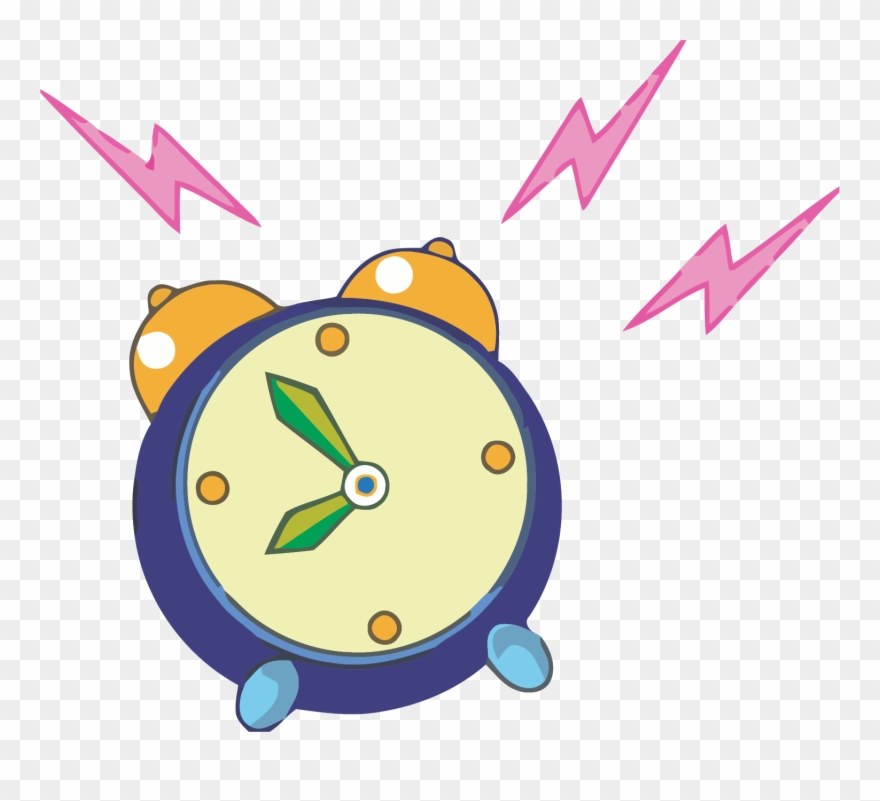 Wake Up Old Clock Clipart Png.