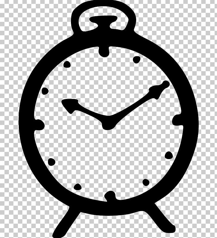 Alarm Clock Black And White Free Content PNG, Clipart, Alarm.
