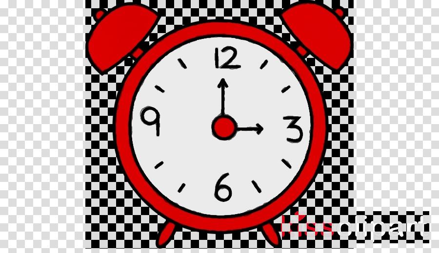 clock red clip art alarm clock circle clipart.