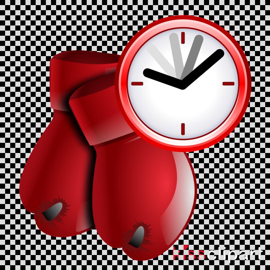 red clock wall clock alarm clock home accessories clipart.