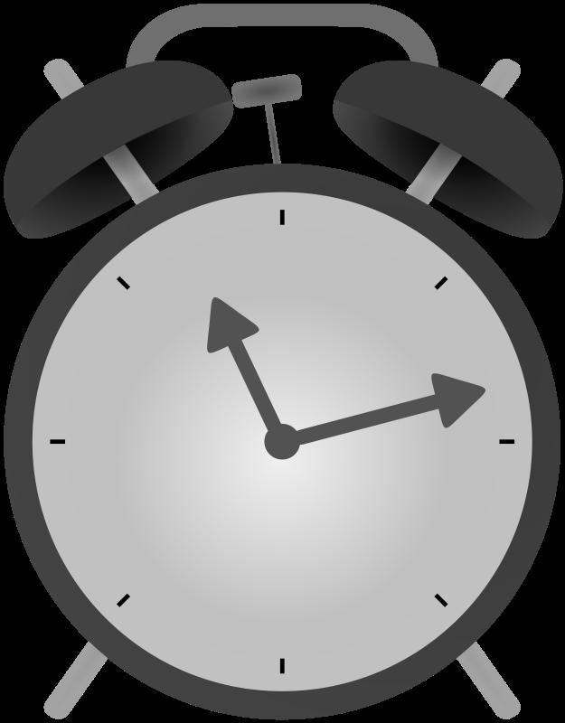Free to Use & Public Domain Alarm Clock Clip Art.