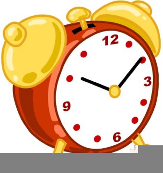 Free Clipart Alarm Clock Ringing.