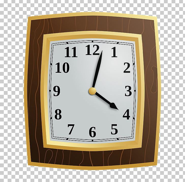 Alarm Clocks Carriage Clock Digital Clock Distressing PNG.