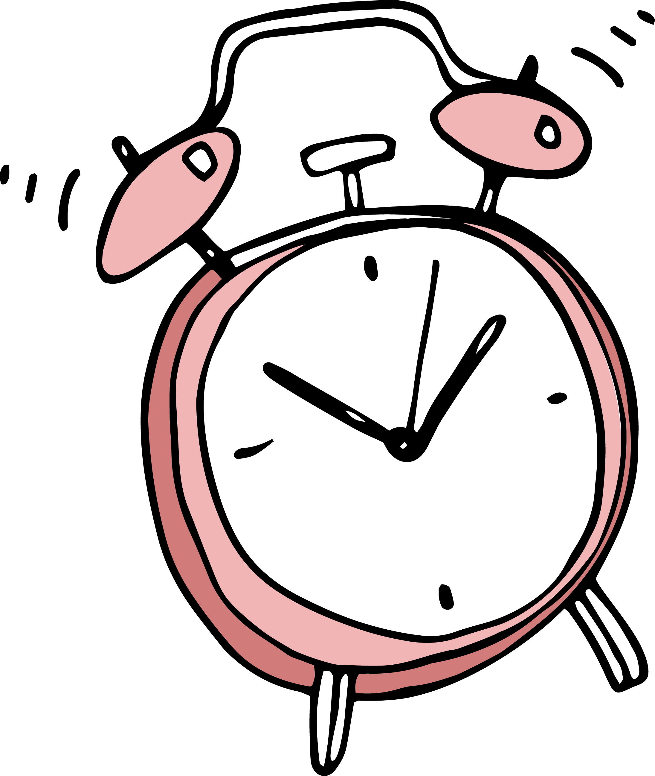 Alarm clock Cartoon Clip art.