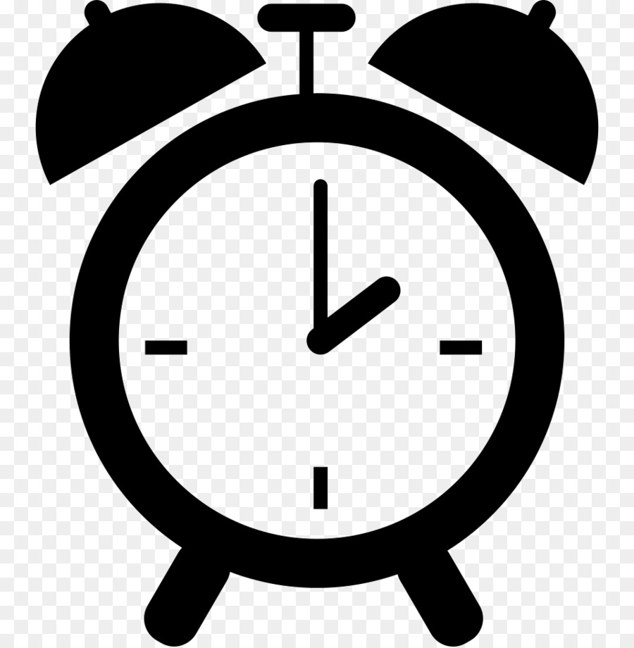 Clock Cartoon.