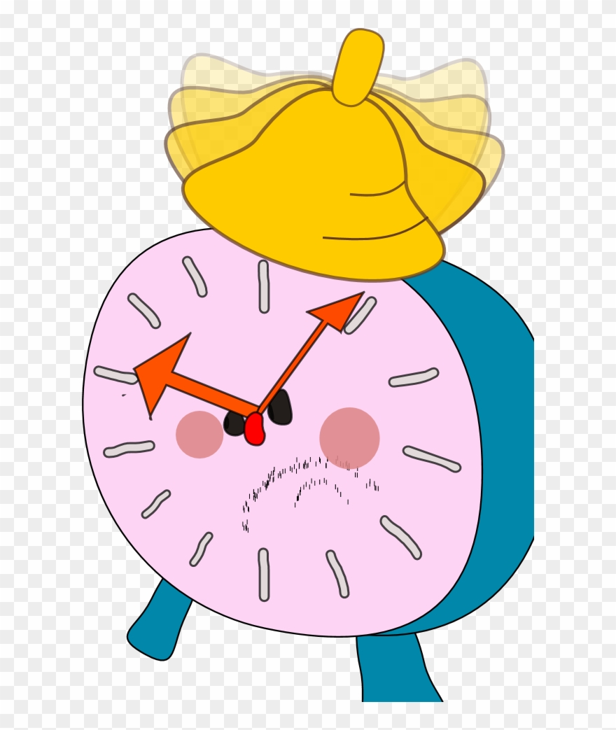 Alarm Clipart Early Morning.