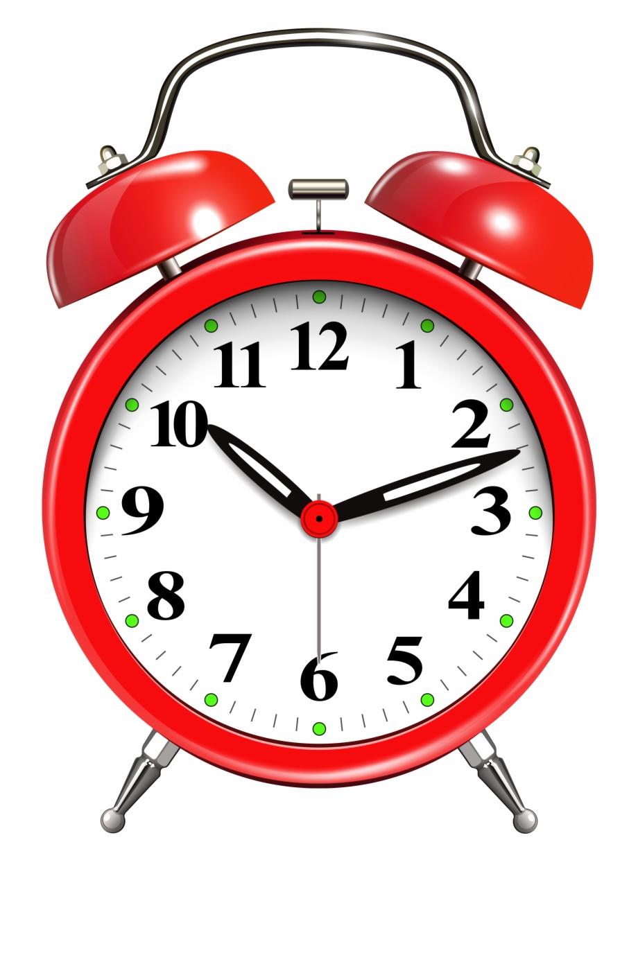 Alarm Clock Clipart Png.