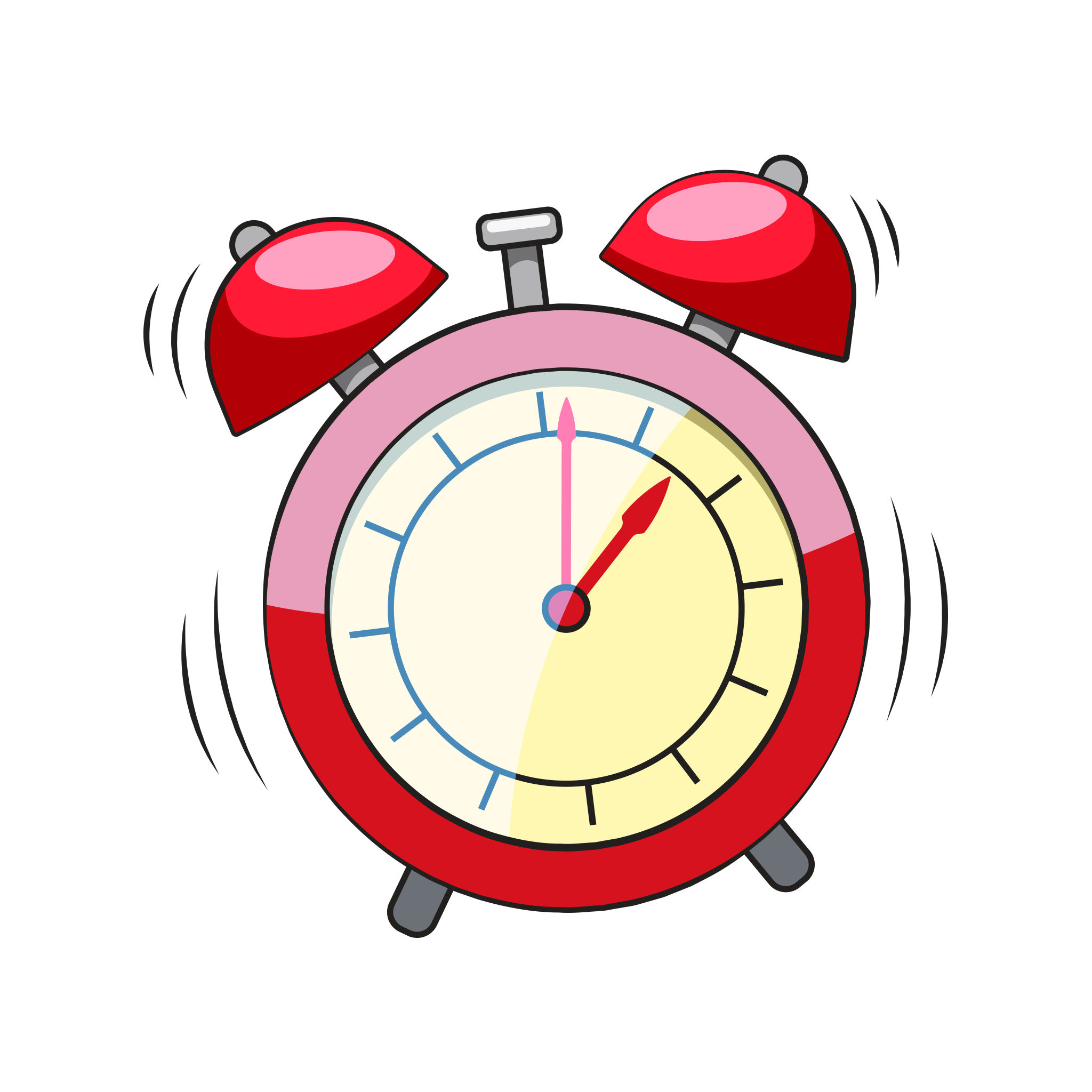 Alarm Clock Clipart PNG Image Free Downl #805019.