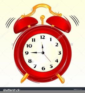 1532 Alarm Clock free clipart.