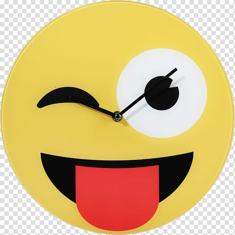 Smiley Face, Emoticon, Clock, Emoji, Alarm Clocks, Wink.