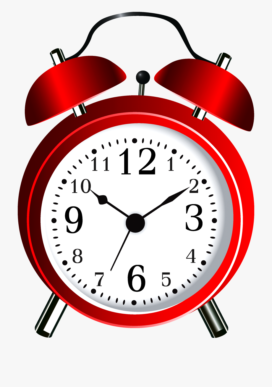 Clipart Alarm Clock.