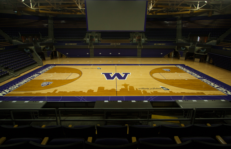 UW's Alaska Airlines Arena gets a Seattle.