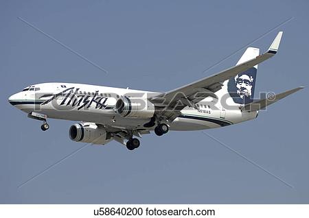 Alaska airlines clipart.