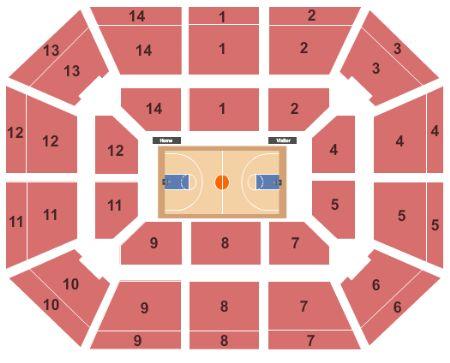 Alaska Airlines Arena at Hec Edmundson Pavilion Tickets in Seattle.