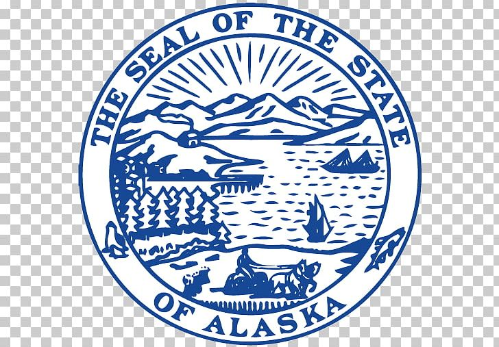 Juneau Seal Of Alaska Anchorage Logo Flag Of Alaska PNG.