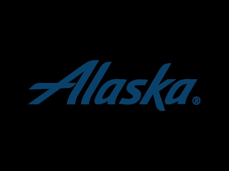 Alaska Airlines Logo PNG Transparent & SVG Vector.