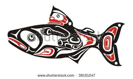 Alaskan Native Stock Images, Royalty.