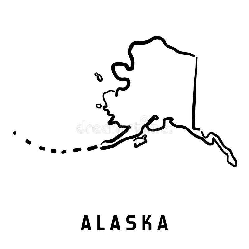 Alaska Stock Illustrations.