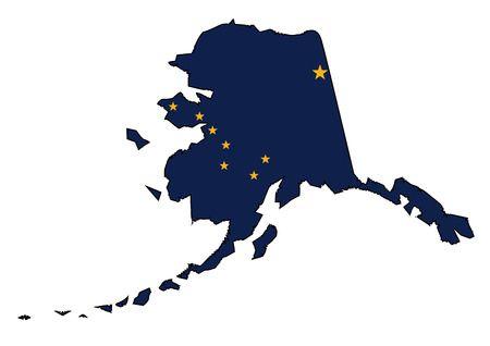 1,182 Alaska Flag Stock Vector Illustration And Royalty Free Alaska.