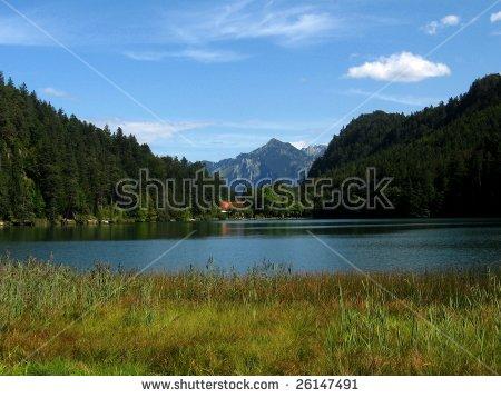 Alatsee lake clipart #18
