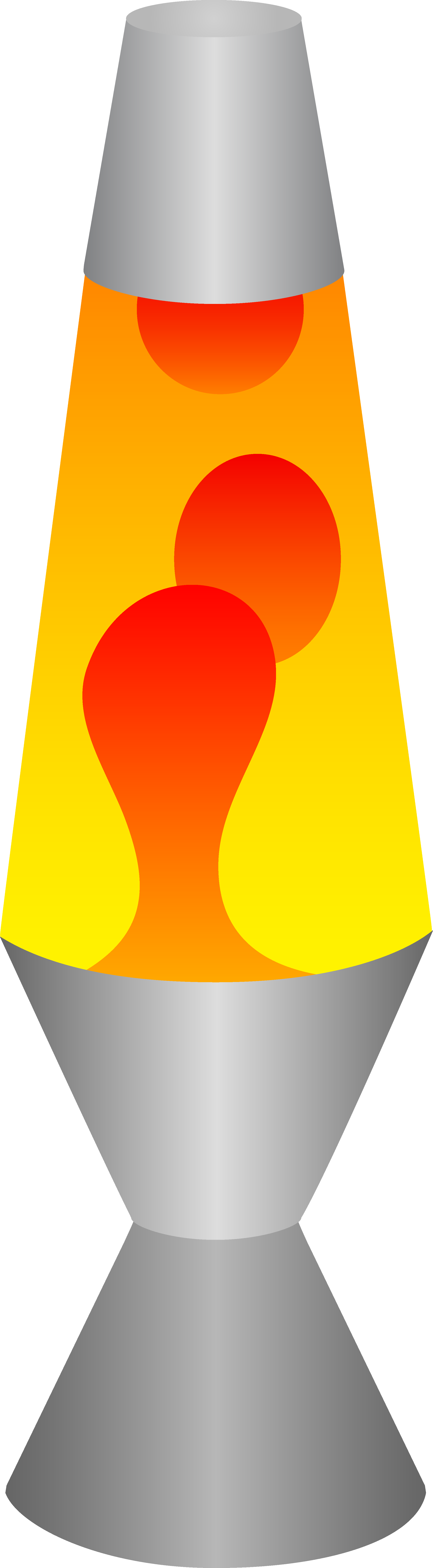 Lava lamp clipart.