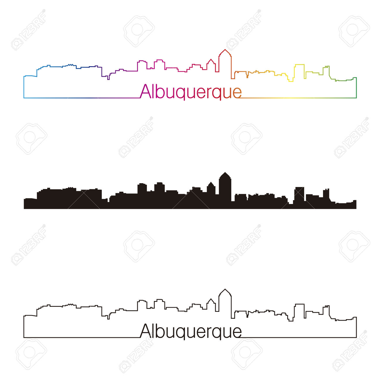 Albuquerque clipart #5