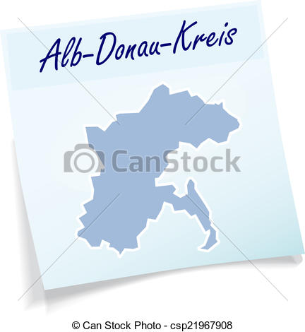Vector Clipart of Map of Alb.