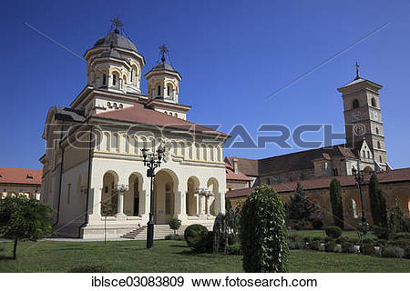 "Stock Photograph of ""Coronation Cathedral of the Romanian Orthodox."