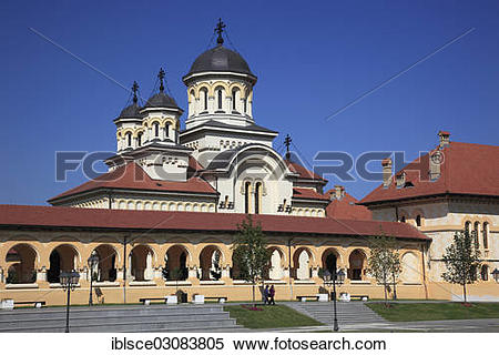 "Stock Image of ""Coronation Church of the Romanian Orthodox Church."