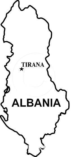 Albania clipart.