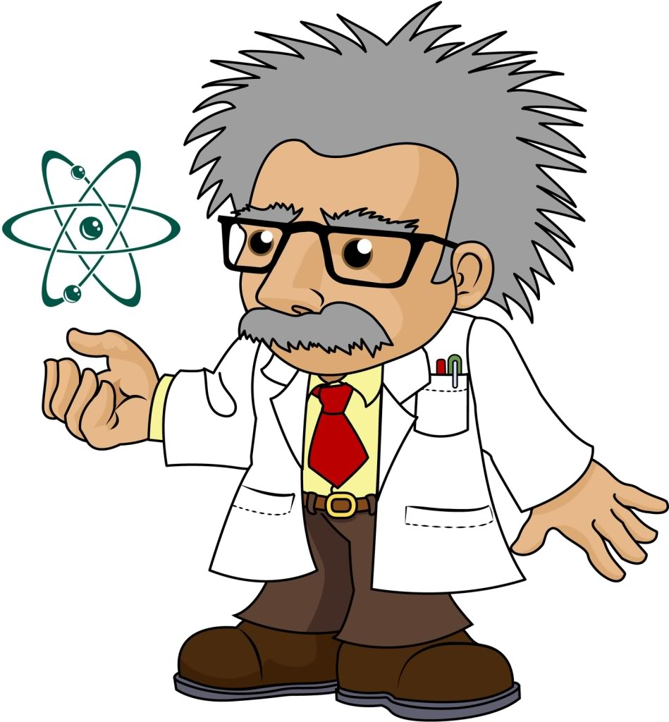 Albert Einstein Clipart.