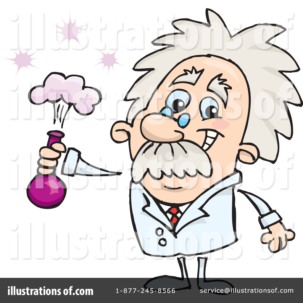 Albert Einstein Clipart For Kids.