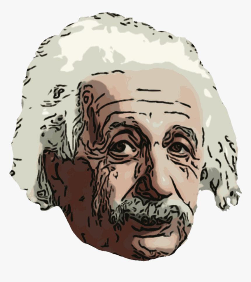 Albert Einstein Png.