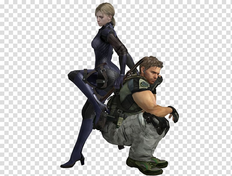Jill Valentine Chris Redfield Resident Evil 5 Albert Wesker.