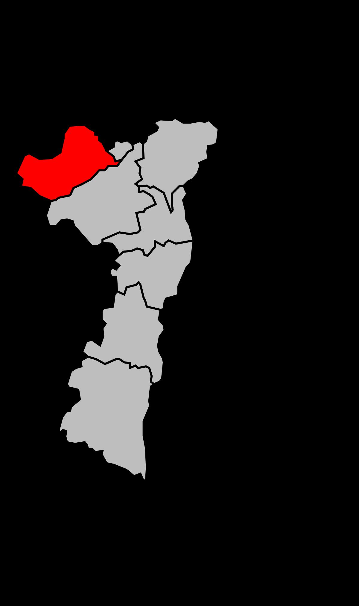 Cantón de Saint.