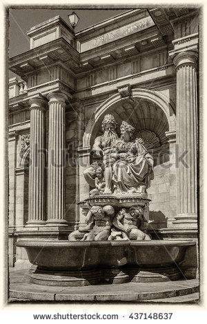 Albertina Museum Stock Photos, Royalty.