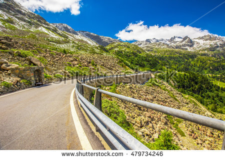 Molas Pass Stock Photos, Royalty.